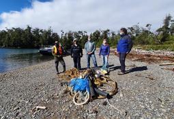 Fiscalizadores implementan inédita mesa para la limpieza de playas en Aysén