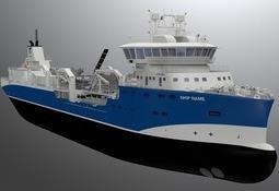 Construirán wellboat con la menor huella ambiental por kilo de salmón transportado