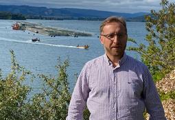 Marine Farm comparte experiencia con dietas de especialidad de Skretting