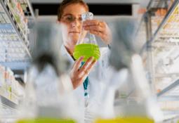 How an algae research centre can help cut fish farming's carbon footprint