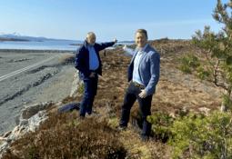 Nasjonalt havbruksjubileum til hele Norge