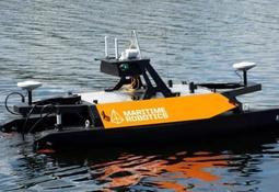 Autonomt fartøy til miljøovervåkning
