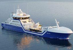 Nuevo wellboat de Naviera Orca Chile tendrá moderno sistema de enfriamiento