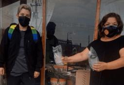 Solvtrans Chile dona insumos médicos a fundación en Quellón