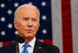 Use aquaculture to fight climate change, Biden told