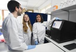 Compañía internacional lanza nuevo servicio genético para productores de trucha