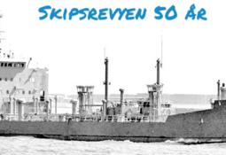 Største skip bygget på Møre - 5050 t.dw.