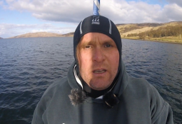 Activist challenged over claim about fish virus