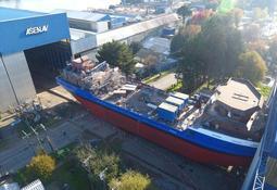 Nuevo wellboat entrará en operaciones para salmonicultora de Magallanes