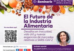 Realizarán nuevo E-seminario internacional sobre inocuidad alimentaria