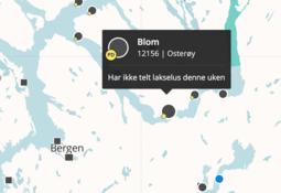 PD påvist på Sjøtroll Havbruk-lokalitet