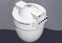 Comienza construcción del sistema semicerrado de cultivo con forma de huevo