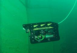 Desarrollan prototipo de ROV autónomo para acelerar inspecciones de redes