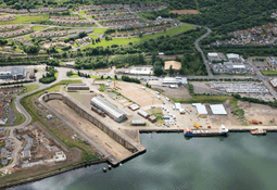 Clyde processing plant plan among 'several options' for salmon farmer