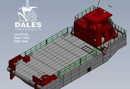 Ship repairer wins order for Mowi Ireland newbuild