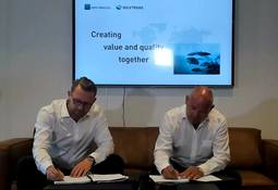Wellboat giant Sølvtrans signs £85m deal for fish handling systems