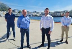 Solvtrans firma gran contrato con proveedor de sistema para manipulación de peces