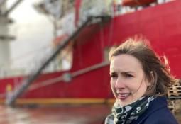 Vil styrke det maritime samarbeidet med Storbritannia