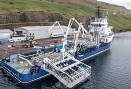 Faroese boatbuilder wins contract for Scottish Salmon Co delousing vessel