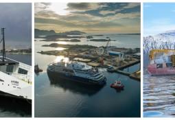En av disse blir Skipsrevyen Ship of The Year 2021