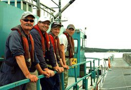 Atlantic Canada poll shows support for salmon farming
