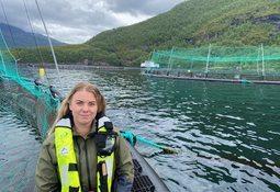 Ny sjef i Northern Lights Salmon: - Har verdens beste team i ryggen