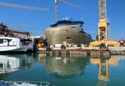 Det nærmer seg for verdens største brønnbåt