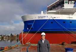 Asenav revela innovador proyecto para operar wellboat con hidrógeno verde