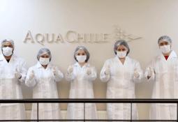 AquaChile obtiene certificación de mejor lugar para trabajar