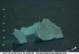 Helnorsk prosjekt skal hindre kollisjoner med isfjell