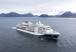 Tredje cruiseskip overlevert til Hapag-Lloyd Cruises