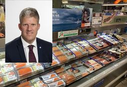 Analista proyecta oferta de salmón de Chile históricamente baja