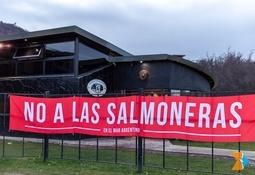 Argentina: Tierra del Fuego prohibirá por ley el cultivo de salmones