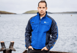 Salmon company and employee shortlisted for awards for transfer app