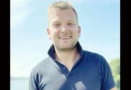 Frå livbåtar til fartøy - Ny sals- og marknadsdirektør ved Hellesøy Verft