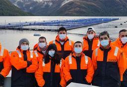 Certifican nuevo centro de salmón sin uso de antibióticos en todo el ciclo