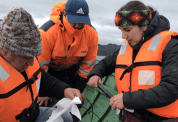 ¿Un sistema de monitoreo ambiental participativo para salmonicultura?