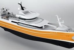 Rederiet Sille Marie får ny båt med samme navn
