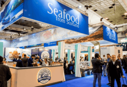 £1.8m earmarked for Scottish seafood sales push