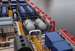 Primera embarcación CleanTreat contra piojos de salmón lista para operar