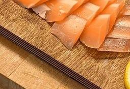 Spanish tech start-up makes bio-printed salmon