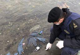 Fiscalizan supuesta contaminación  con pintura antifouling en Quellón