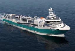 AquaShips konverterer sitt andre offshorefartøy