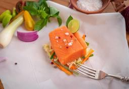El trabajo de Skretting para lograr mejoras en calidad final del filete de salmón