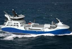 Verdens første brønnbåt med 2-speed fremdrift