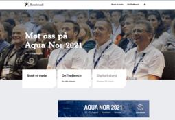 Benchmark ® øker tilstedeværelsen på Aqua Nor 2021
