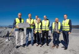 Starter bygging av nytt torskeyngelanlegg i Florø