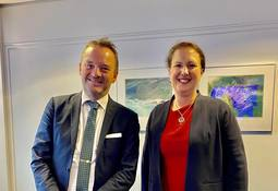 Sjømat Norge i samtaler om grensekontroll med britisk minister
