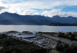 Nueva piscicultura para post smolt de Salmones Austral comenzará pronto operaciones