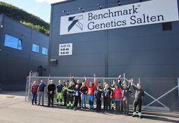 Benchmark Genetics Salten fostrer kunnskap for næringen